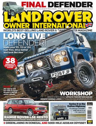 Land Rover Owner April 2016