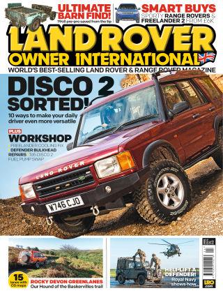 Land Rover Owner Spring 2016