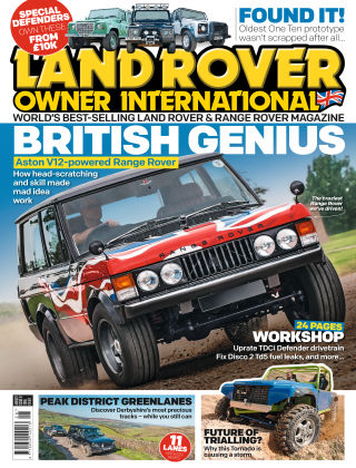 Land Rover Owner August 2016