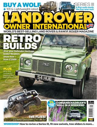 Land Rover Owner September 2016