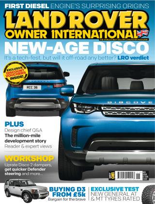Land Rover Owner November 2016