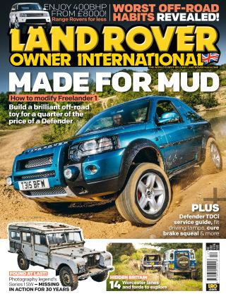 Land Rover Owner December 2016