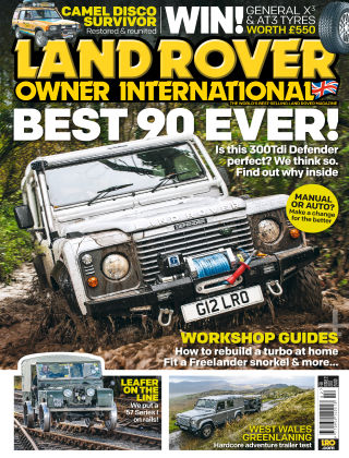 Land Rover Owner February 2017