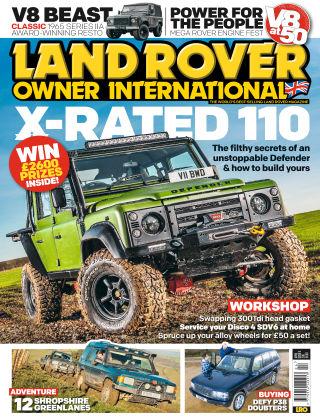 Land Rover Owner April 2017