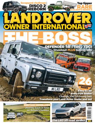 Land Rover Owner Spring 2017