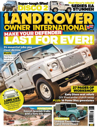 Land Rover Owner May 2017