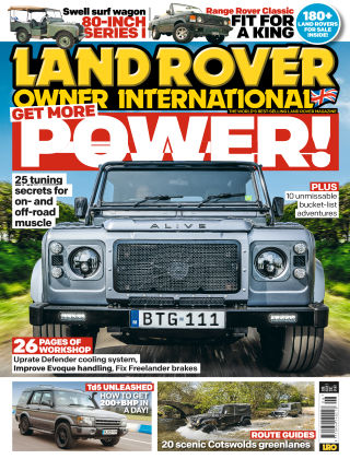 Land Rover Owner Jun 2017