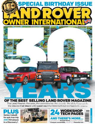 Land Rover Owner Jul 2017