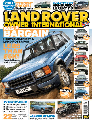 Land Rover Owner Sep 2017