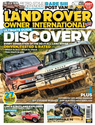 Land Rover Owner Nov 2017