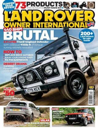 Land Rover Owner Dec 2017