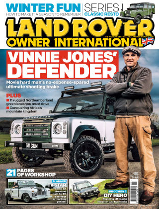 Land Rover Owner Jan 2018