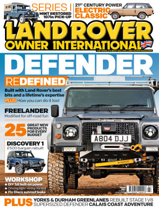 Land Rover Owner Feb 2018