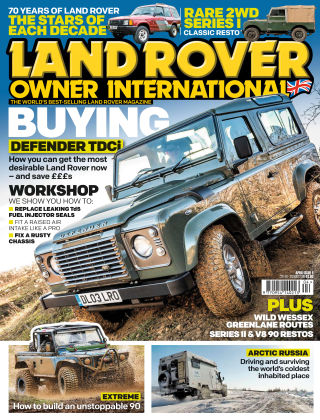Land Rover Owner Apr 2018