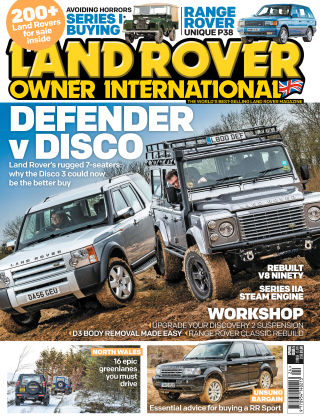 Land Rover Owner Spring Issue 2018