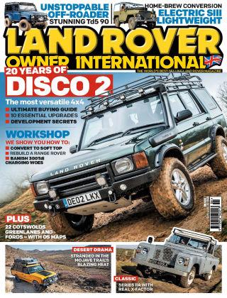 Land Rover Owner Jun 2018