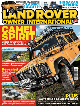 Land Rover Owner Jul 2018