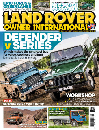 Land Rover Owner Aug 2018