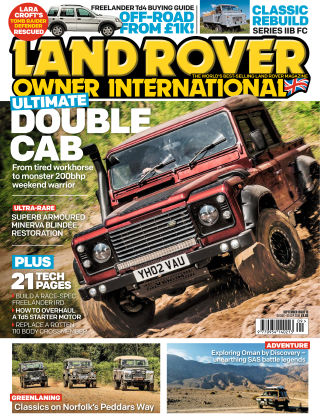 Land Rover Owner Sep 2018