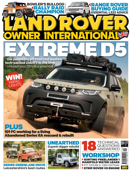 Land Rover Owner Subscription Best Offer With Readly