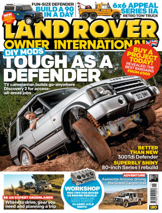 Land Rover Owner Nov 2018
