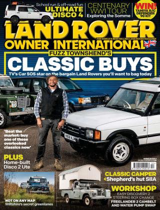 Land Rover Owner Dec 2018