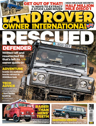 Land Rover Owner Jan 2019