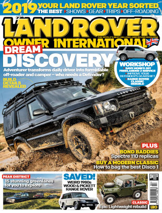Land Rover Owner Feb 2019