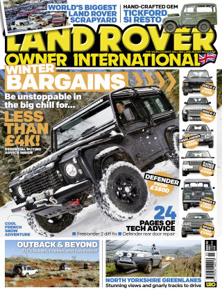 Land Rover Owner Mar 2019