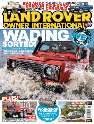 Land Rover Owner Apr 2019