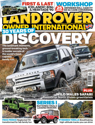 Land Rover Owner Spring Issue 2019