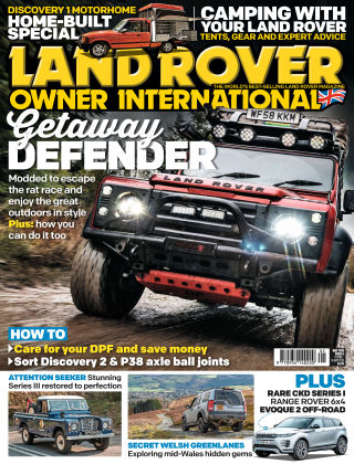 Land Rover Owner May 2019