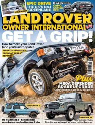 Land Rover Owner Jun 2019