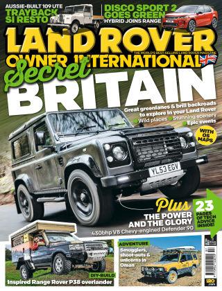 Land Rover Owner Jul 2019