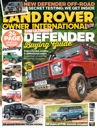 Land Rover Owner Sep 2019
