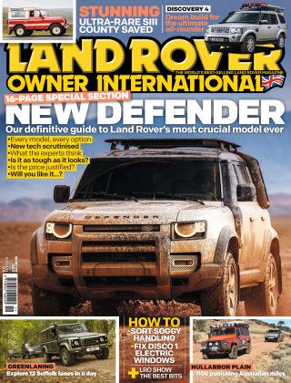 Land Rover Owner Nov 2019