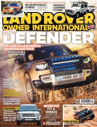 Land Rover Owner Feb 2020