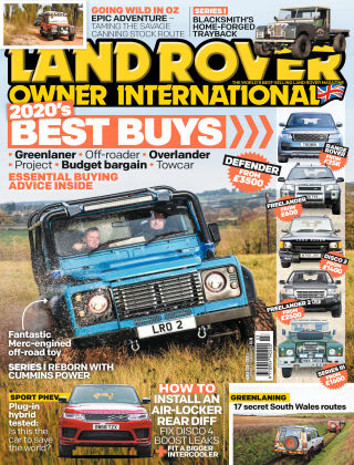 Land Rover Owner Mar 2020