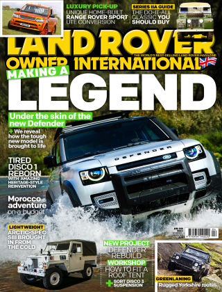 Land Rover Owner Apr 2020