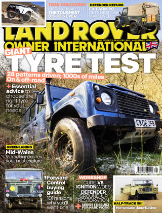 Land Rover Owner Spring Issue 2020