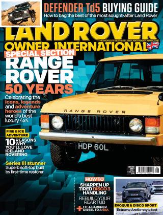 Land Rover Owner Jun 2020