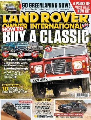 Land Rover Owner September 2020