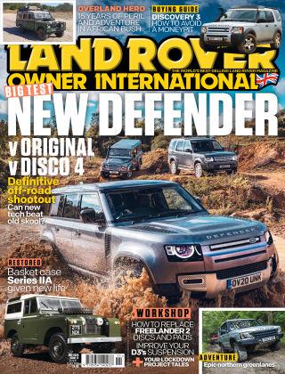 Land Rover Owner November 2020