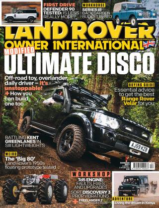 Land Rover Owner December 2020