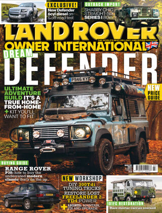 Land Rover Owner March 2021
