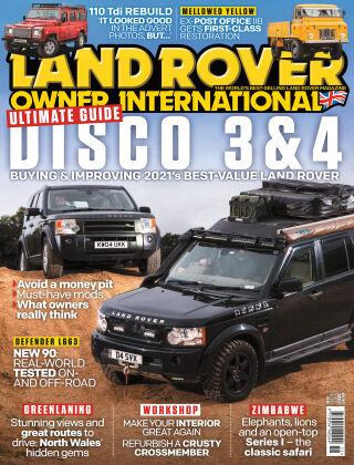 Land Rover Owner November-21