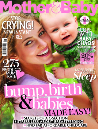 Mother & Baby September 2014