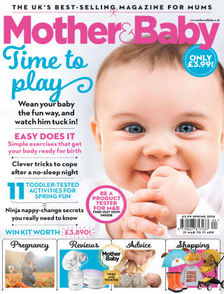 Mother & Baby Spring Issue 2018