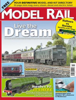Model Rail October 2014