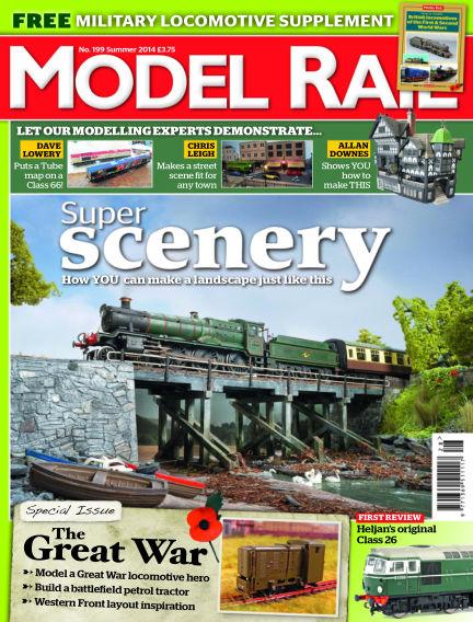 Model Rail July 31, 2014 00:00